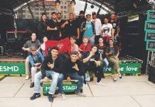 Die StreetUniverCity Berlin auf den East Side Music Days 2017